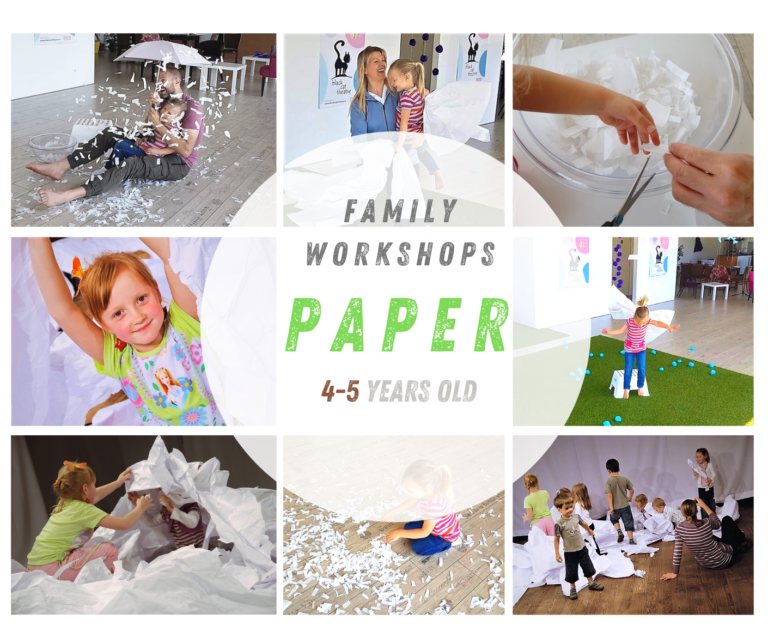 Workshop Paper 4 to 5 yrs